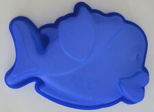 Fish Silicone Mold - NEW - Choose the color you want!