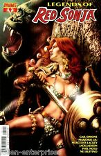 Legends of Red Sonja #4 (of 5) Comic Book 2014 - Dynamite