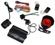 Alarme complète universelle 12V CL4 pour auto voiture utilitaire