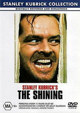 The Shining - Horror / Supernatural / Thriller - Jack Nicholson - NEW DVD