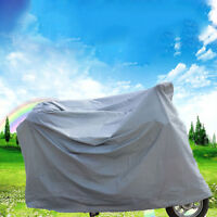 Waterproof Bike Bicycle Cycling Rain Cover Dust Garage Scooter Protector Kit.UK