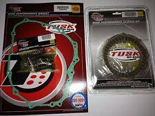 Honda TRX400EX 400X 2005-2014 Tusk Clutch Kit Heavy Duty Springs & Cover Gasket