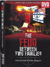 Feud Between Two Families WW III has Begun - 3 DVDs John Hagee Economy Edition