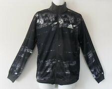 Adidas ESS ELEMENTAL Track sweat shirt Jacket superstar top firebird~Mens sz M