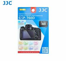JJC GSP-760D Ultra-Thin Optical Glass LCD Screen Protector for Canon 760D,8000D