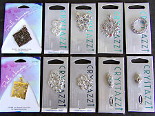 LOT OF 10 New Pendant CHARM JEWELRY - MAGNETIC ~ CRYSTAZZI ~ PERLE NOUVEAU ~ Z2