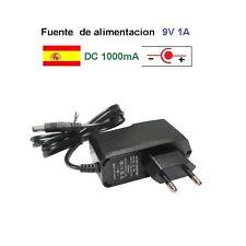 Fuente de alimentación 9V 1A Arduino UNO  AC 100V - 240V Adaptador DC