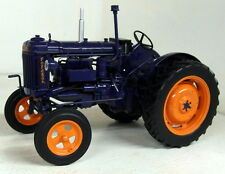 UH 1/16 Scale 2638 Fordson Major E27N Blue diecast model Tractor