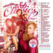 DJ ANT LO SOUL & R&B CLASSICS MIX CD VOL 12