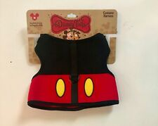 Disney Tails Mickey Mouse Harness Dogs Size Medium from Disney Parks New