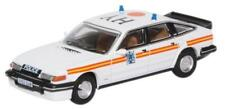 Oxford 76SDV002 Rover SD1 3500 Metropolitan Police 1/76th Scale 00 Gauge T48