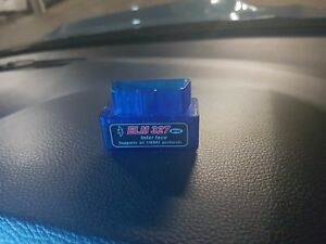 OBD2 Diagnostic Code Scanner With Bluetooth Ford Focus Fiesta Mondeo Ranger