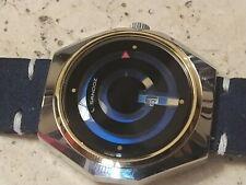 A very nice vintage sandoz mystery dial automatic men wrist watch