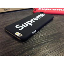 Hard Phone Supreme LOGO Case Back Cover for Apple iPhone 5s 6 6s plus 7 8 plus X