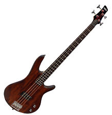Clearance! Ibanez GSR100EXMOL 4-String Natural Oil Finish Electric Bass Gui