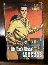 Leihbuch Western - G.F. Unger - Die Jack Slade Legende - Verlag Mülbusch
