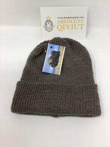 Arctic Beanie hat-100% Qiviut-musk ox