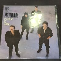Record Album The Pretenders Learning To Crawl LP VG