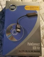 PalmConnect USB Kit Palm (m100, III, V, VII Series) Sealed, Brand New Old Stock