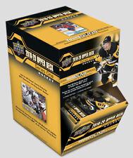 2019-20 Upper Deck Series 1 NHL Hockey Trading Cards 36pk Gravity Feed Retail Bx