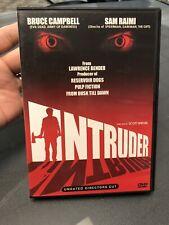 Intruder (DVD, 2005, Unrated Directors Cut) Brice Campbell Sam Raimi