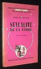 Sexualité de la femme