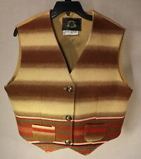 Vintage Western Vest By Judy Stern of Cowboy Trappings of the American West