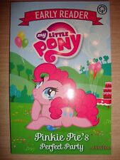 My Little Pony Book - Pinkie Pie's Perfect Party - Brand New - RRP £4.99