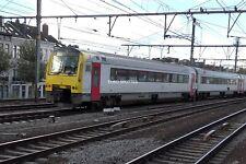 1757-Décalques sncb-la gare decalbogen-Belgique 1:87
