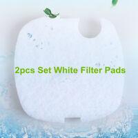 2Pcs Set White Aquarium Replacement Filter Pads Sponge For SUNSUN GRECH Canister
