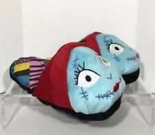 Nightmare Before Christmas Sally 25th Anniversary Slippers House Shoes Sz L 9-10