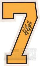 Ray Bourque Boston Bruins Signed Autographed Home Jersey Number