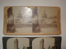 Vintage Stereoscope 1880 Stereoview,  Contemporary Image