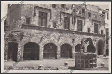 GRECIA GREECE EGEO Aegean RODI 55 RODOS RHODES Ρόδος AMMIRAGLIATO Cartolina 1942