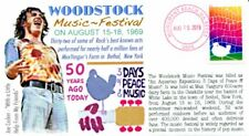 COVERSCAPE computer designed 50th anniversary of Woodstock Music Festival cover