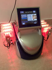 160MW fat removal lipo body massage cellulite reduction machine 10 laser pads