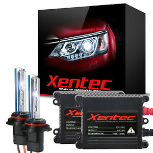Xentec Xenon Light Slim 55W HID Kit for Pontiac Aztek Firebird G4 G8 Grand Prix