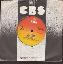 "Les Dudek - Gonna Move / Tears Turn Into Diamonds - 1978 7"" single 45rpm"