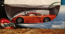 Hot Wheels  2001 Saleen S7