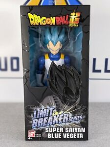 New Bandai Dragon Ball Super Saiyan Blue Vegeta Limit Breaker Series 1