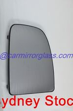 RIGHT DRIVER SIDE FIAT DUCATO 2007 ONWARD MIRROR GLASS WITH BASE