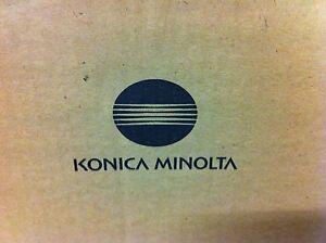 Original Konica Minolta A0DE0JF IU313C IU-313C Cyan Imaging Unit C353 A-Ware