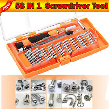 Electronic Tool 54 Bits Kit Precision Screw Driver Repairing Tools for Phone PC