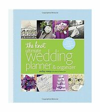 The Knot Ultimate Wedding Planner & Organizer [binder edition]:... Free Shipping