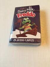 Cadbury Collectables Dairy Milk Chocolate FREDDO Playing Deck Cards