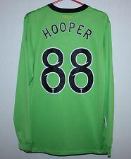 Celtic Escocia Camiseta visitante 10/11 #88 Hooper Nike