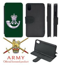 The Rifles iPhone Flip Case Cover
