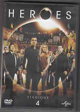 HEROES stagione 4 - DVD
