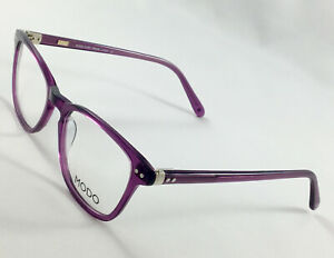 New MODO Mod.6502 PURCR Women's Eyeglasses Frames 50-19-150