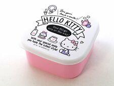 Sanrio Hello Kitty Tupper container Polypropylene